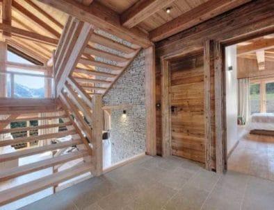 Location saisonnière Chalet de luxe Megève 12 personnes